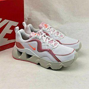 Nike Ryz 365 Shoes CV3032-100 White/Hyper Crimson
